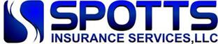 Spotts Insurance Logo